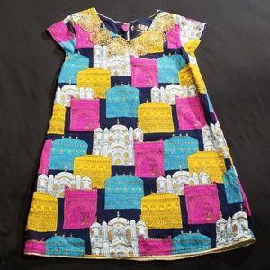 Girls Colorful Dress